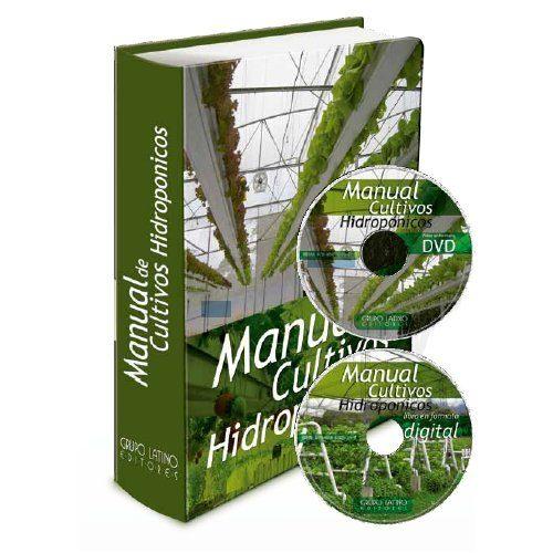 Libros especialidados de hidroponia